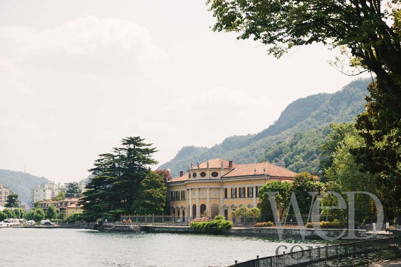 Villa in lake Como_wed couture